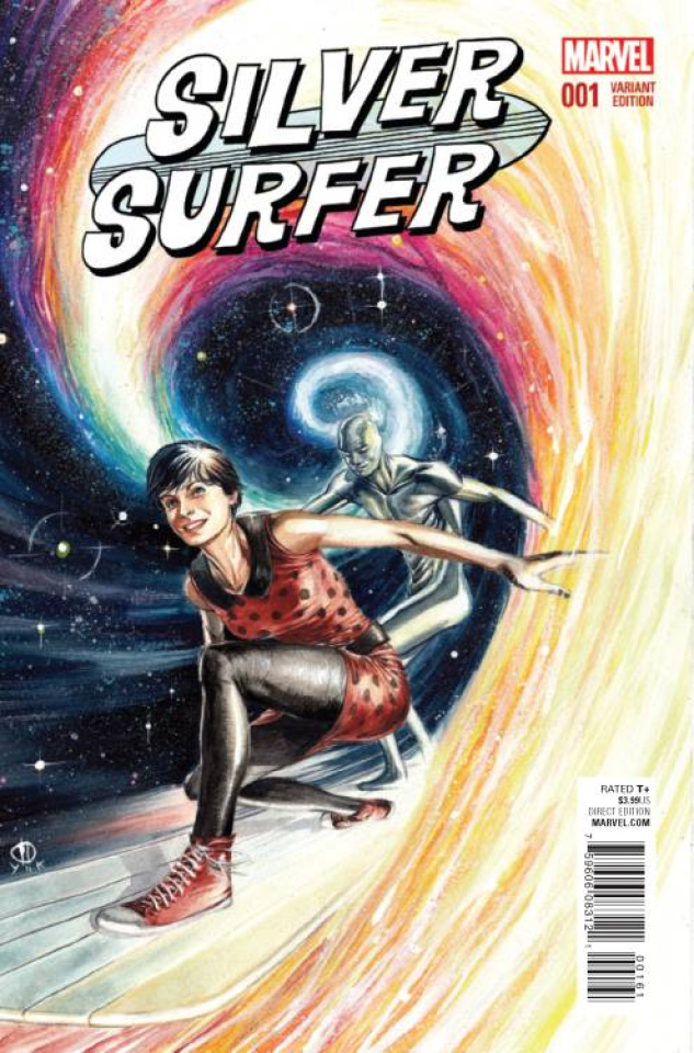 Silver Surfer #1 (Rudy Cover)