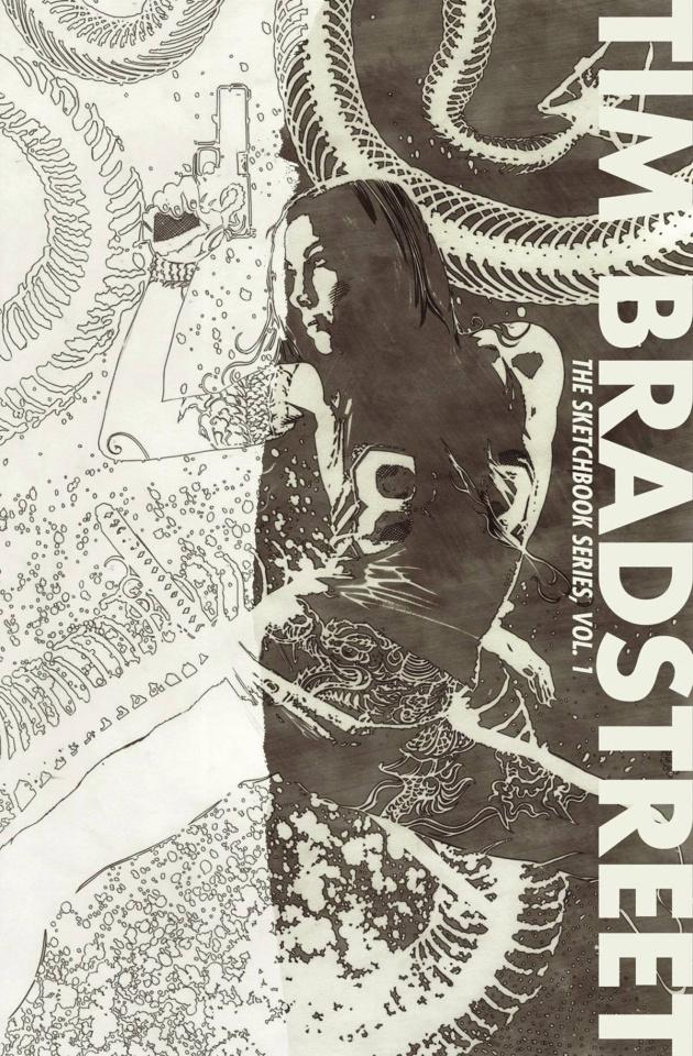 Tim Bradstreet Sketchbook Vol. 1