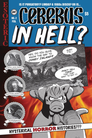 Cerebus: In Hell? #2