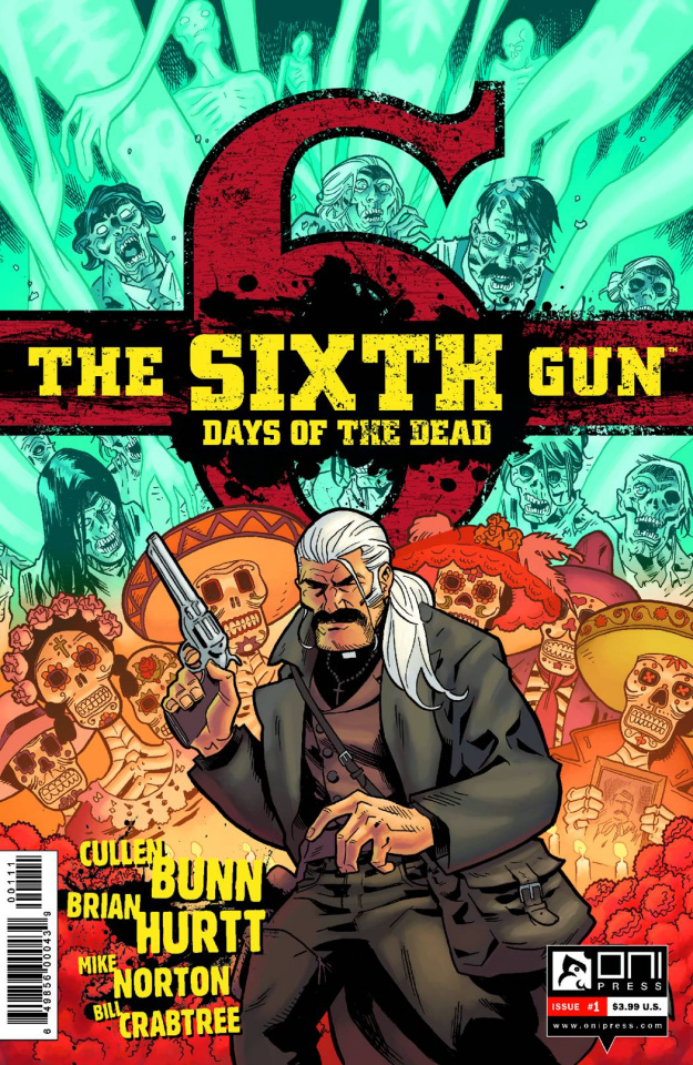The Sixth Gun: Days of the Dead #1