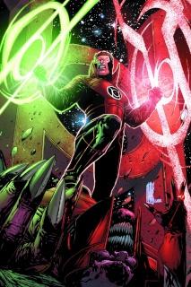 Red Lanterns #21