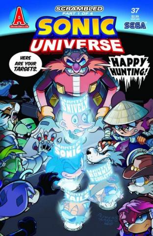 Sonic Universe #37