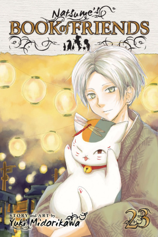 Natsume's Book of Friends Vol. 23