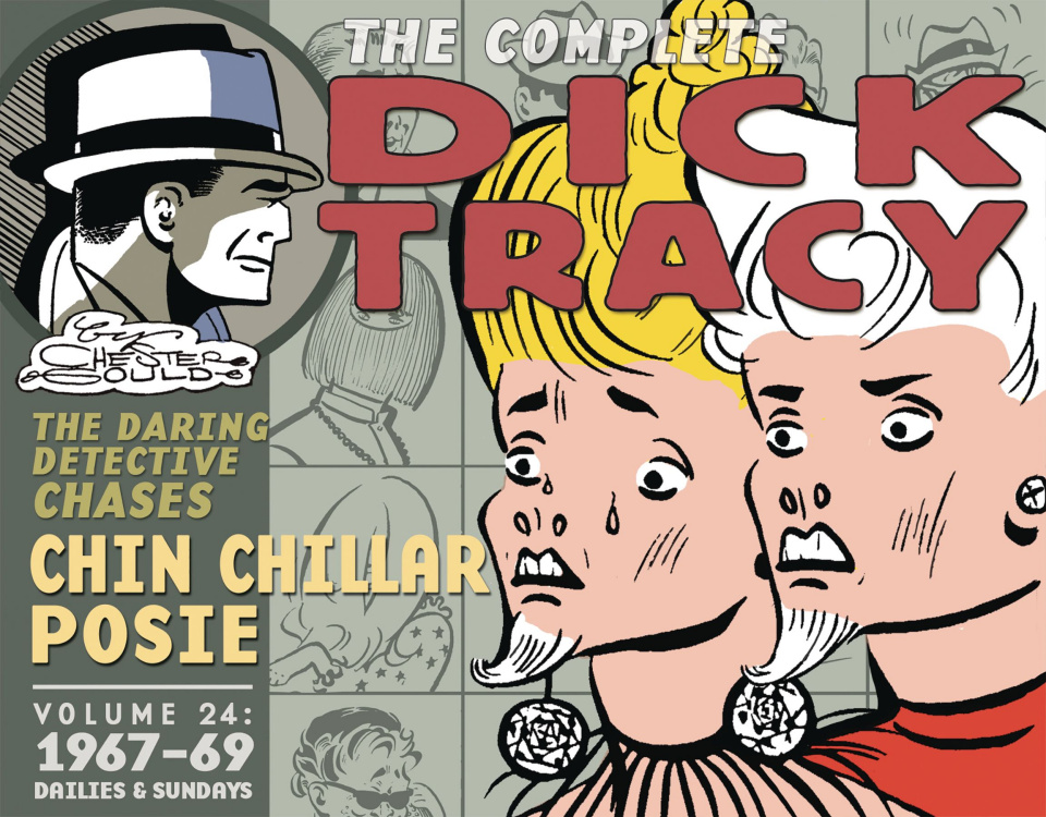The Complete Chester Gould Dick Tracy Vol. 24