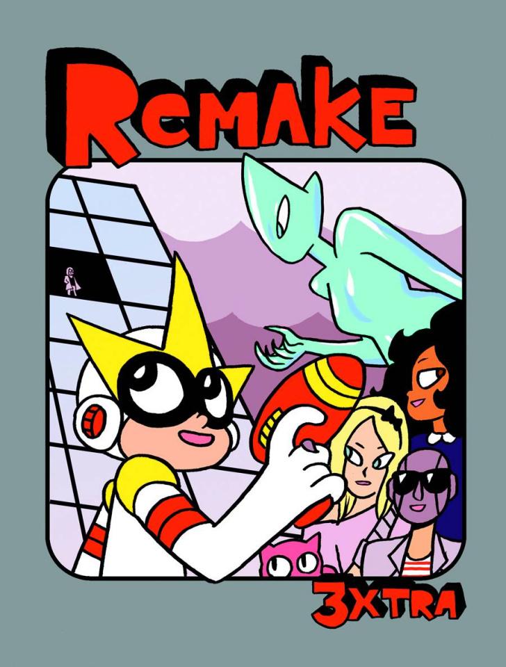 Remake Vol. 3: 3xtra