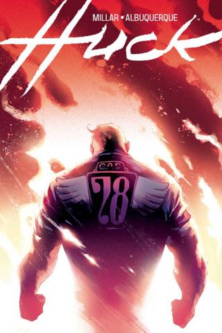 Huck #6 (Albuquerque Cover)