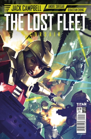 The Lost Fleet: Corsair #5 (Ronald Cover)