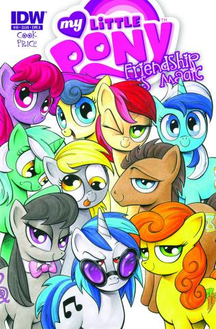 My Little Pony: Friendship Is Magic #10