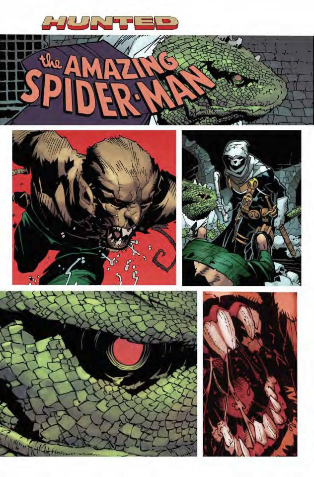 The Amazing Spider-Man #19 (Bachalo 2nd Printing)