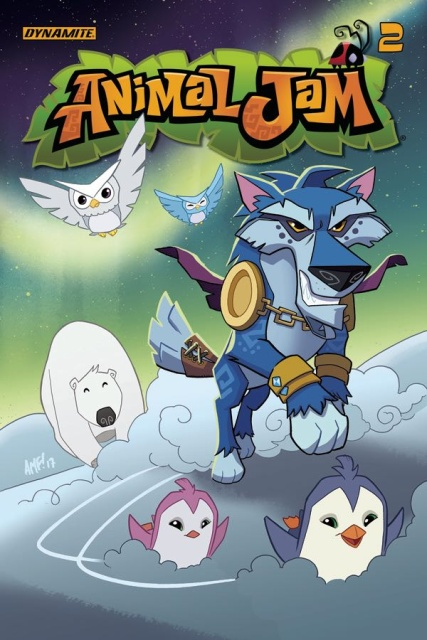 Animal Jam #2 (Fleecs Cover)