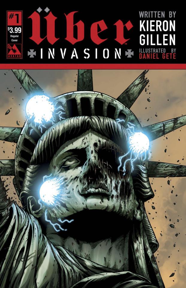 Über: Invasion #1