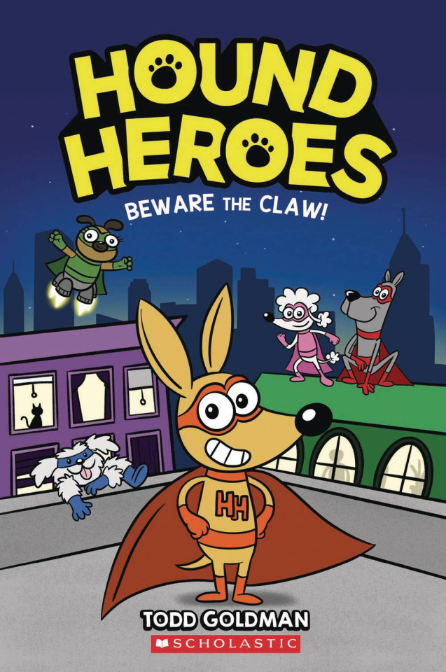 Hound Heroes Vol. 1: Beware the Claw