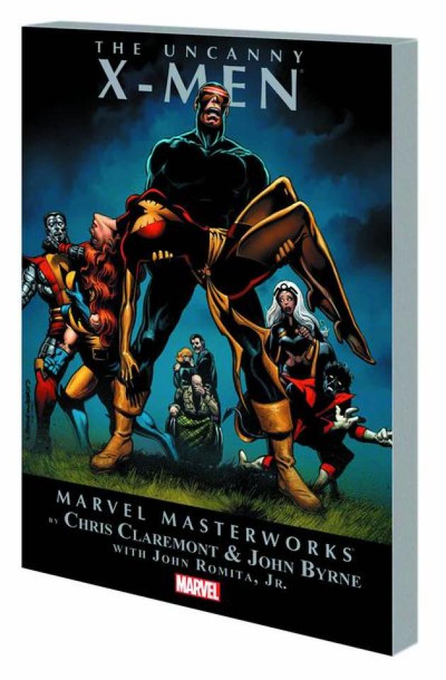 Uncanny X-Men Vol. 5 (Marvel Masterworks)