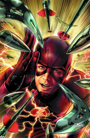 The Flash, Season Zero #9