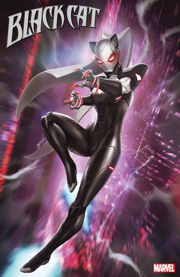 Black Cat #12 (Skan Cover)