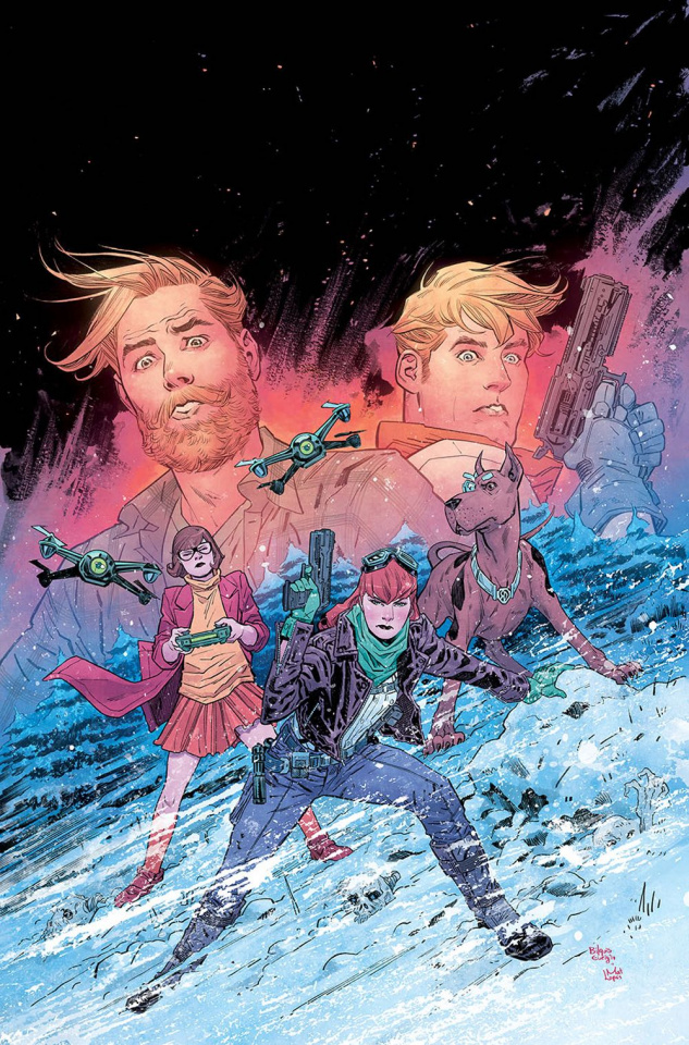 Scooby: Apocalypse #20 (Variant Cover)
