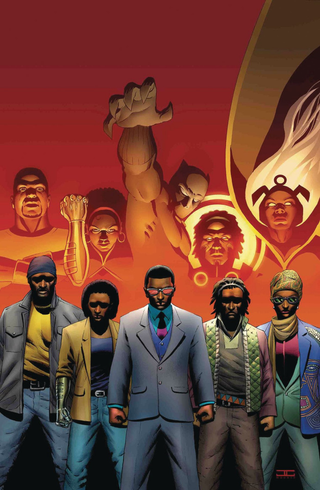 Black Panther & The Crew #6