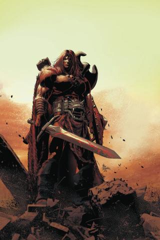 Berserker: Unbound #2 (Deodato Cover)
