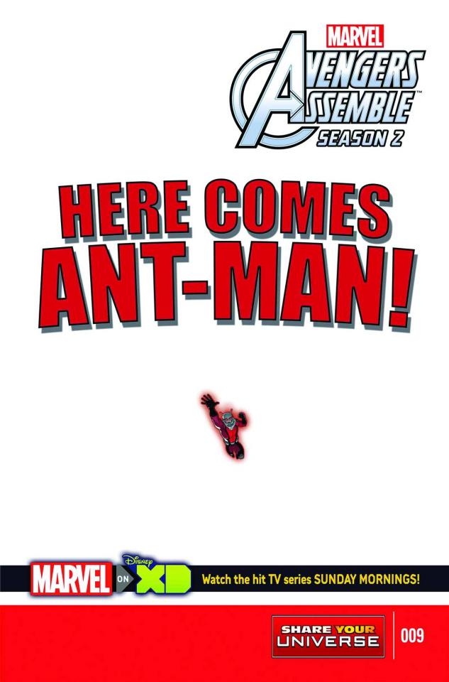Avengers Assemble, Season Two #9