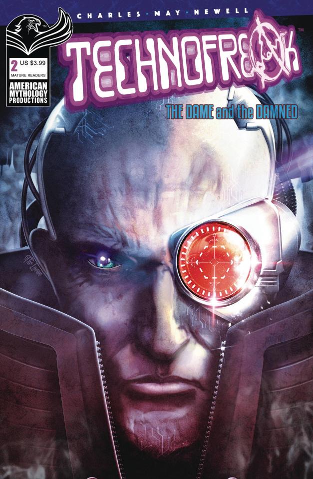 Technofreak #2 (Laren Cover)