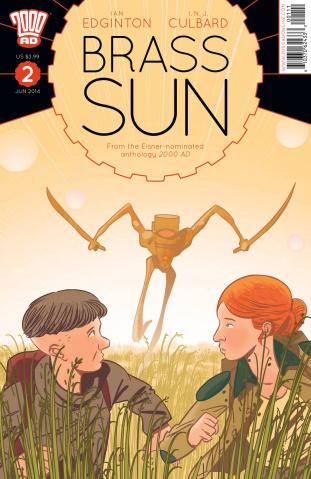 Brass Sun #2