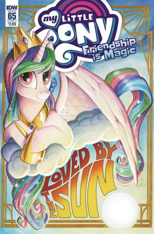 My Little Pony: Friendship Is Magic #65 (Price Cover)