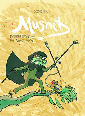 Musnet Vol. 2: Impressions of the Masters