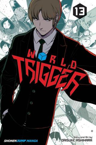 World Trigger Vol. 13