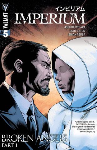 Imperium #5 (Eaton Cover)