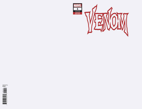 Venom #1 (Blank Cover)