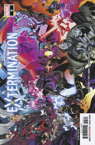 Extermination #5 (Larraz 2nd Printing)