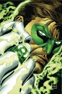 Hal Jordan and the Green Lantern Corps: Rebirth #1