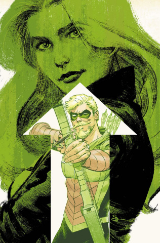 Green Arrow #50 (Variant Cover)