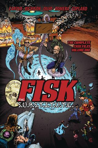 Fisk: The S.U.B.S.T.I.T.U.T.E.