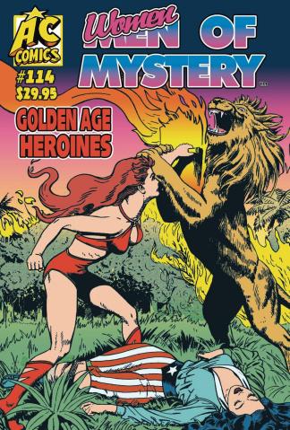 Men of Mystery #114: All Girl Heroes