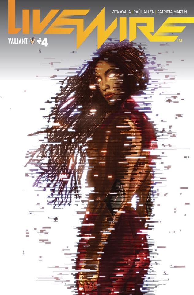 Livewire #4 (Pollina Cover)