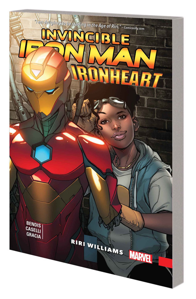 Invincible Iron Man: Ironheart Vol. 1: Riri Williams