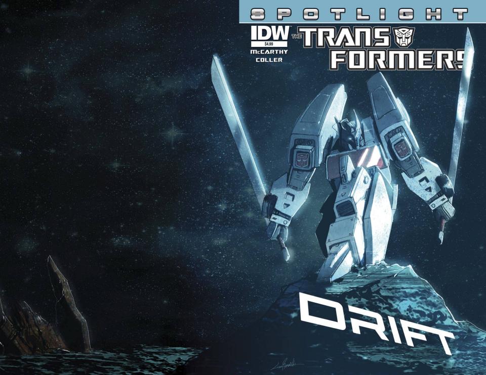 The Transformers Spotlight: Drift - Director's Cut