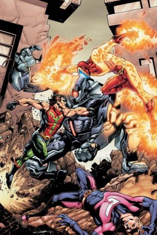 The Legion of Super Heroes: When Evil Calls
