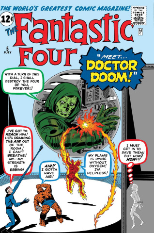 Fantastic Four vs. Doctor Doom #1 (True Believers)