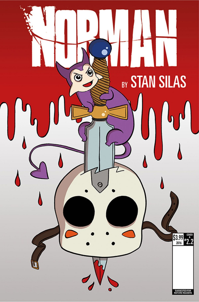 Norman: The First Slash #2 (Smith Cover)