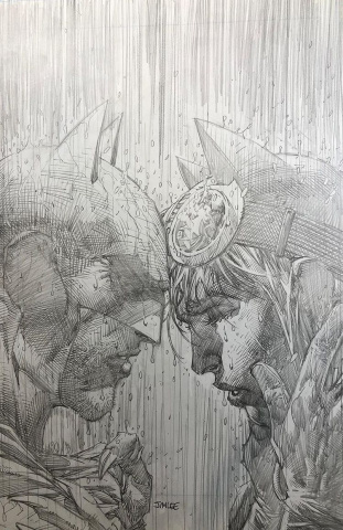 Batman #50 (Jim Lee Pencils Cover)