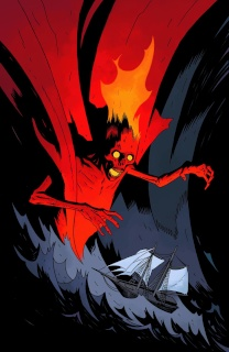 Baltimore: Cult of the Red King #1