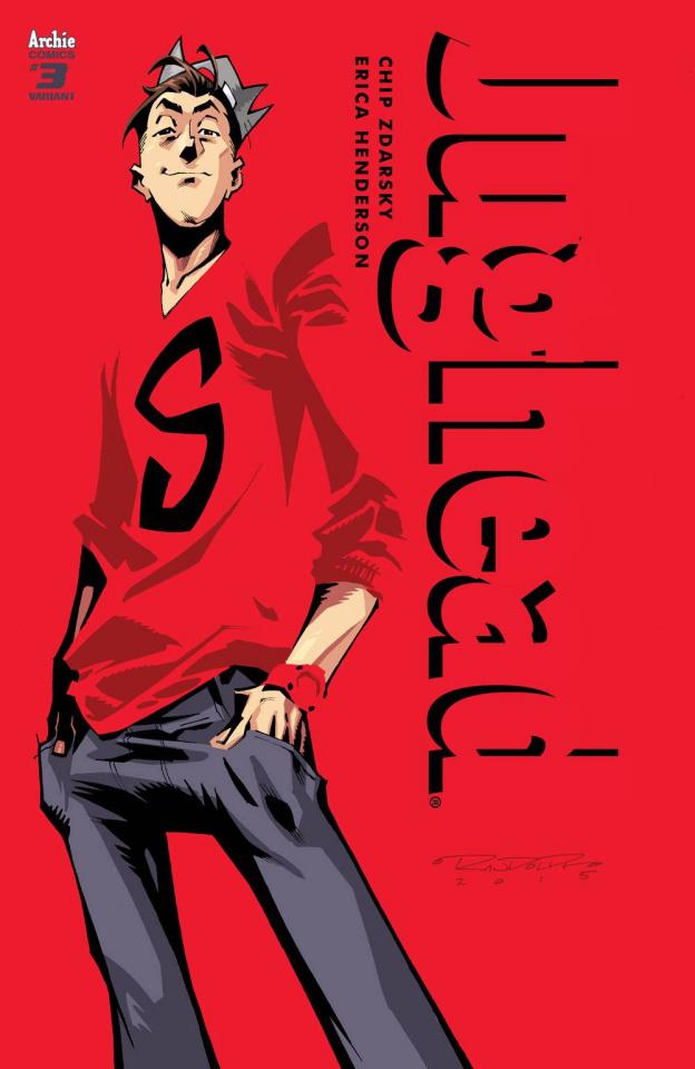 Jughead #3 (Khary Randolph Cover)