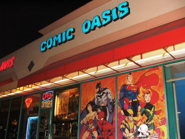 Comic Oasis