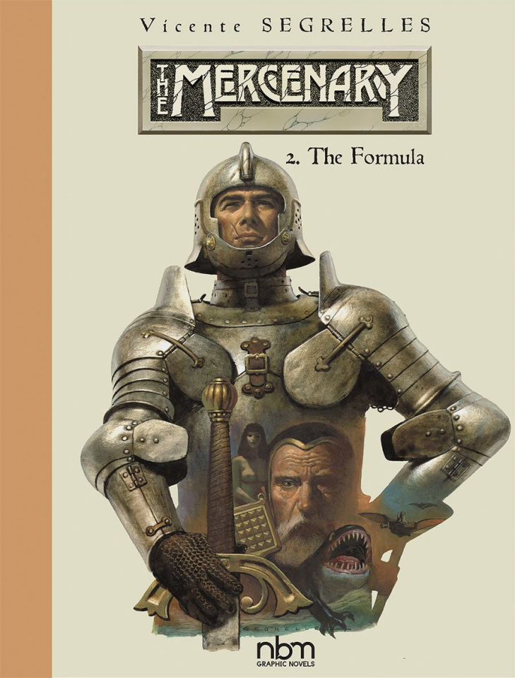 The Mercenary Vol. 2 (Definitive Edition)