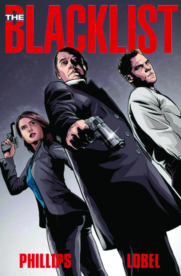 The Blacklist #2 (Lobel Cover)