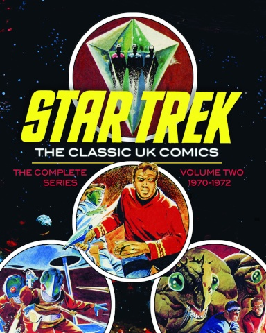 Star Trek: The Classic UK Comics Vol. 2