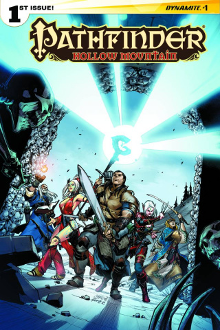 Pathfinder: Hollow Mountain #1 (Gomez Cover)