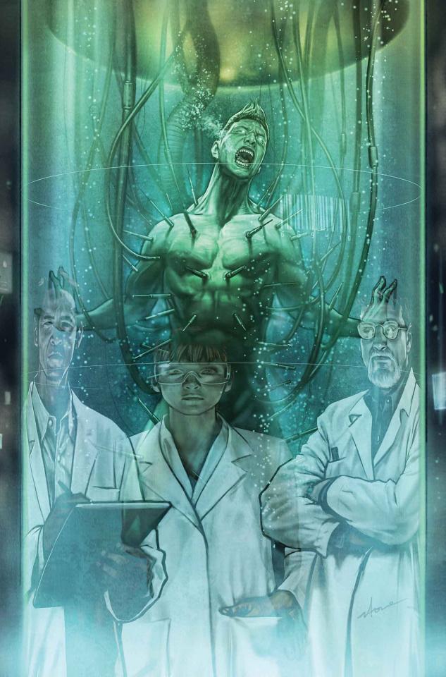 Totally Awesome Hulk #21